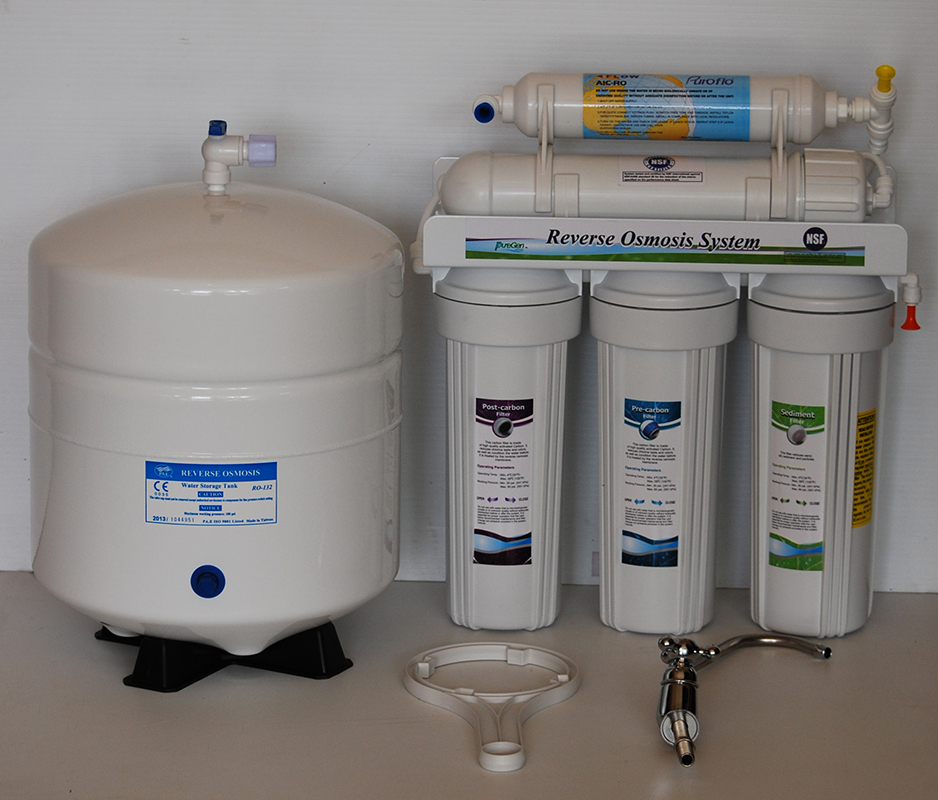 Filtered Water Faucet >> Reverse Osmosis Systems | Town & Country Water Systems